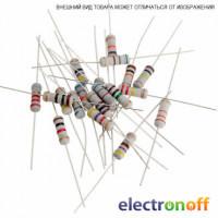 Резистор 0.25Вт S 110 Ом 5% (100шт)