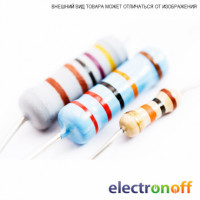 Резистор 0.25Вт S 43 кОм 5% (100шт)