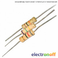 Резистор 0.6Вт  470 Ом 1% (100шт)