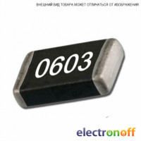Резистор 0603  1.6 кОм 5% (100шт)