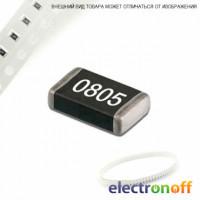 Резистор 0805  7.5  кОм 1% (100шт)