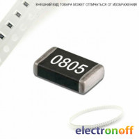 Резистор 0805  75 Ом 5% (100шт)
