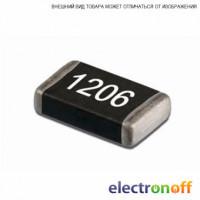 Резистор 1206  1.6  кОм 5% (100шт)