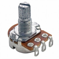 Резистор переменный RV16LN 10 кОм линейный моно