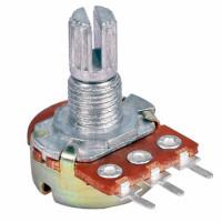 Резистор переменный RV16LN(PH) 500 кОм логарифм. моно