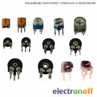 Резистор подстроечный 3296W 1 кОм