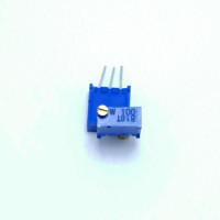 Резистор подстроечный 3296W 10 Ом