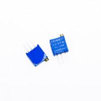 Резистор подстроечный 3296W 3.3 кОм