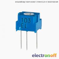 Резистор подстроечный 3323P 1 кОм