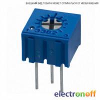 Резистор подстроечный 3362H 500 Ом
