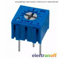 Резистор подстроечный 3362P 1 кОм