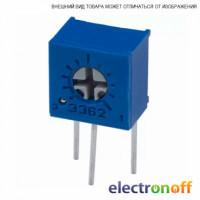 Резистор подстроечный 3362W 100 кОм