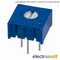 Резистор подстроечный 3386P 500 кОм