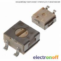 Резистор подстроечный SMD 1 МОм