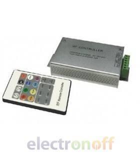 RGB-Контроллер 12А-RF-20 кнопок