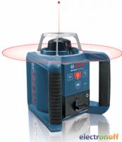 Ротационный лазерный нивелир Bosch GRL 300 HV SET Professional