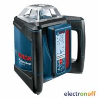 Ротационный лазерный нивелир Bosch GRL 500 HV + LR 50 Professional