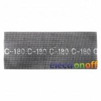 Сетка абразивная 105 x 280 мм SiC К320 KT-603250 Intertool