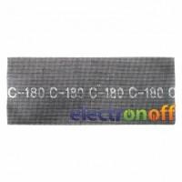 Сетка абразивная 105 x 280 мм SiC К600 KT-606050 Intertool
