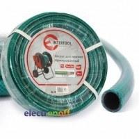 Шланг для полива 3-х слойный 3/4 дюйма 20 м армированный PVC GE-4043 Intertool
