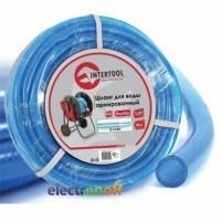 Шланг для воды 3-х слойный 1/2 дюйма 10 м армированный PVC GE-4051 Intertool