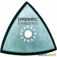 Шлифовальная подошва Dremel Multi-Max