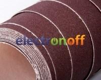 Шлифовальная шкурка на тканевой основе К180, 20cм x 1м BT-0723M Intertool.