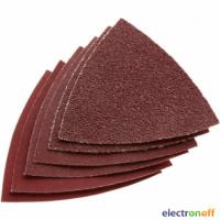Шлифовальные листы для удаления краски Dremel Multi-Max (зерно 60, 120, 240)