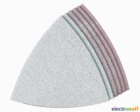 Шлифовальные листы для удаления краски Dremel Multi-Max (зерно 80, 120, 240)