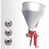 Штукатурный распылитель, три форсунки 4 / 6 / 8 мм, В/Б металлический, 6000мл, 3-6b PT-0401 Intertool