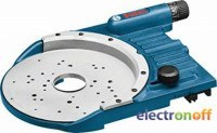 Системная оснастка для фрезера Bosch FSN OFA Professional (переходник для направляющих шин)