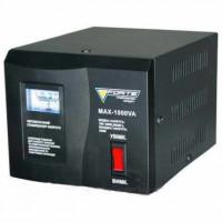 Стабилизатор напряжения Forte MAX-1000VA NEW
