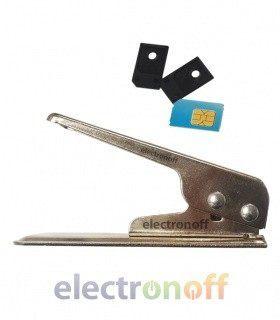 Степлер для обрезки microSIM