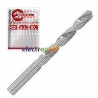 Сверло по металлу DIN338 10 мм HSS SD-5100 Intertool