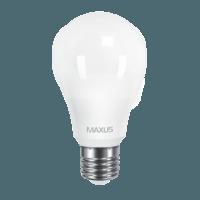 Светодиодная LED лампа 1-LED-562 MAXUS Е-27 10W А-60 4100К