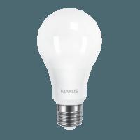 Светодиодная LED лампа 1-LED-563 MAXUS E-27 12W А-60 3000К