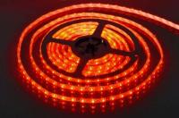 Светодиодная лента 3528 120led красная IP20  MTK-600R3528-12