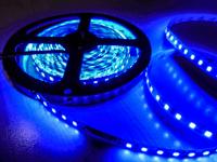 Светодиодная лента 3528 120led синяя IP20  MTK-600B3528-12