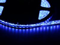 Светодиодная лента 3528 120led синяя IP65  MTK-600BF3528-12