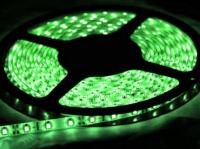 Светодиодная лента 3528 120led зеленая IP20 MTK-600G3528-12