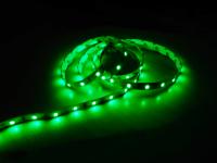 Светодиодная лента 3528 60led зеленая IP20 MTK-300G3528-12