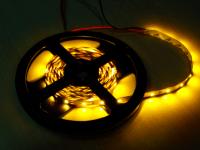 Светодиодная лента 3528 60led желтая IP20  MTK-300Y3528-12