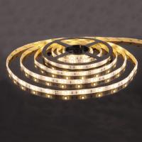 Светодиодная лента 5050 30led белая теплая IP65  MTK-150WWF5050-12