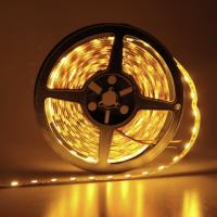 Светодиодная лента влагозащищённая 300 светодиодов 12V. Тип 3528. Цвет белый тёплый 5м. H206WCW