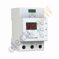 Терморегулятор для электрических котлов Terneo rk20
