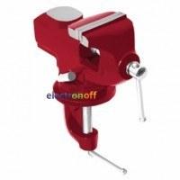 Тиски слесарные поворотные 60 мм HT-0054 Intertool