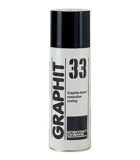 Токопроводящий лак GRAPHIT 33 (400мл)