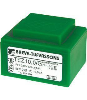 Трансформатор TEZ 16.0/D230/12 56x47x38мм BREVE