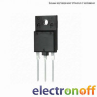Транзистор 2SD1650, NPN, 800V, 3.5A, корпус TO-3PML