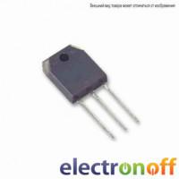 Транзистор 2SK1317 полевой N-канальный 1500V 2.5А корпус TO-3PB